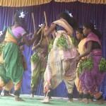Festival enfants adivasi